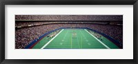 Framed Giants Stadium, New Jersey