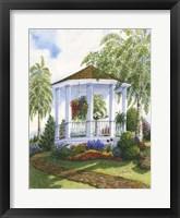 Framed Garden Gazebo