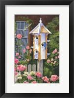Framed Home Tweet Home