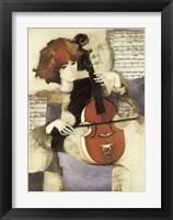 Framed Concerto Barocco