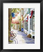 Framed Old Town USA