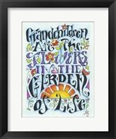 Framed Grandchildren