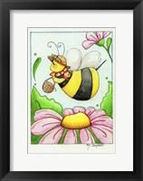 Framed Buzzbee