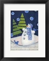 Framed Midnight Christmas
