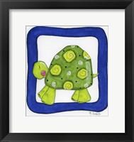 Framed Favorite Pets Turtle