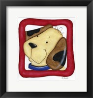 Framed Favorite Pets Puppy