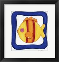 Framed Favorite Pets Fishy