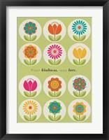 Framed Plant Kindness