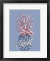 Framed Pineapple Sweet
