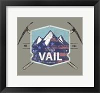 Framed Vail II