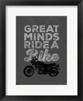 Framed Great Minds
