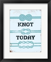 Framed Knot Today