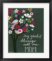Framed Mom
