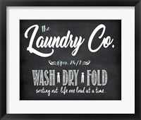 Framed Laundry Co.