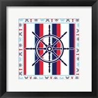 Framed Ahoy XIII