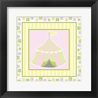 Framed Baby Big Top X Pink