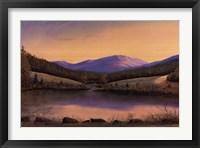 Framed Magestic Landscape