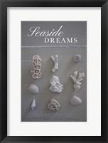 Framed Seaside Dreams