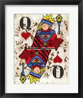 Framed Queens