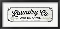 Framed Laundry Co
