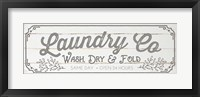 Framed Laundry Co - Gray
