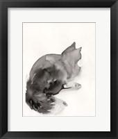 Framed Cat Rest