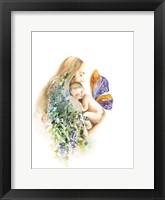 Framed Mother Nature's Love