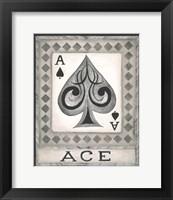 Framed Ace