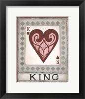 Framed King
