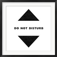 Framed Do Not Disturb - Gamer