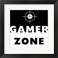 Framed Gamer Zone