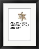 Framed Passover