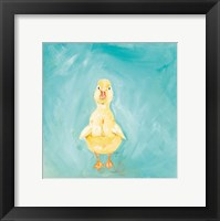 Framed Duckling