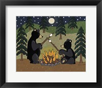 Framed Marshmallows For Two