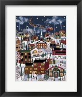 Framed North Pole 3