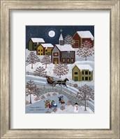 Framed Winter Wonderland
