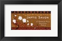 Framed Japtis Savon