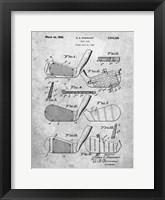 Framed Golf Club Patent - Slate