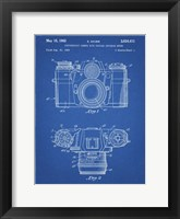 Framed Photographic Camera With Coupled Exposure Meter Patent - Blueprint