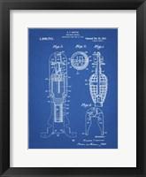 Framed Explosive Missile Patent - Blueprint