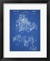 Framed Photographic Camera Accessory Patent - Blueprint