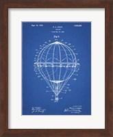 Framed Balloon Patent - Blueprint