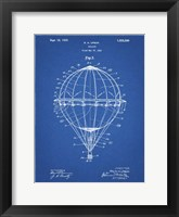 Framed Balloon Patent - Blueprint