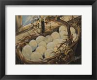Framed Egg Basket