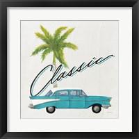 Framed Havana IX