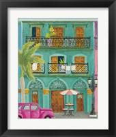 Framed Havana III