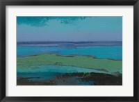 Framed Low Tide Killala