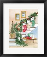 Framed Night Before Christmas II