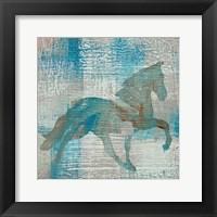 Framed Cheval II