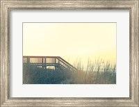 Framed Boardwalk to the Beach